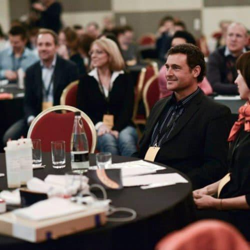 Aromaco: Конференция «5-senses» (2)
