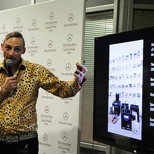 Aromaco: Mercedes-Benz Fashion Week (3)