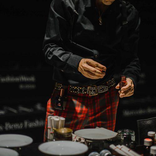 Aromaco: Неделя моды MBFW 2018 (6)