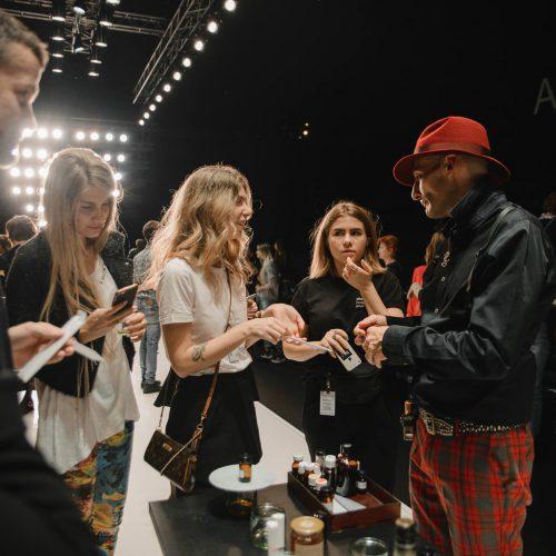 Aromaco: Неделя моды MBFW 2018 (7)