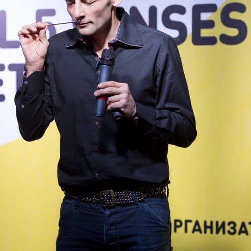 Aromaco: Конференция «5-senses» (7)